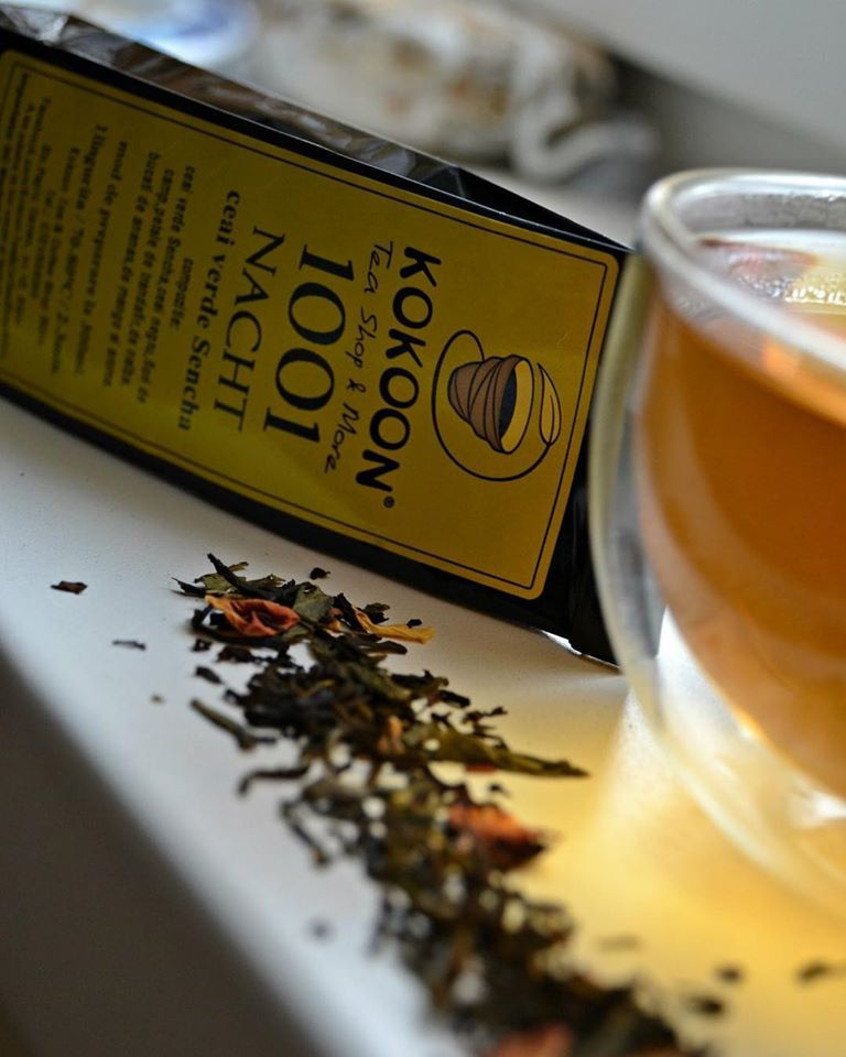 ceai verde 1001
