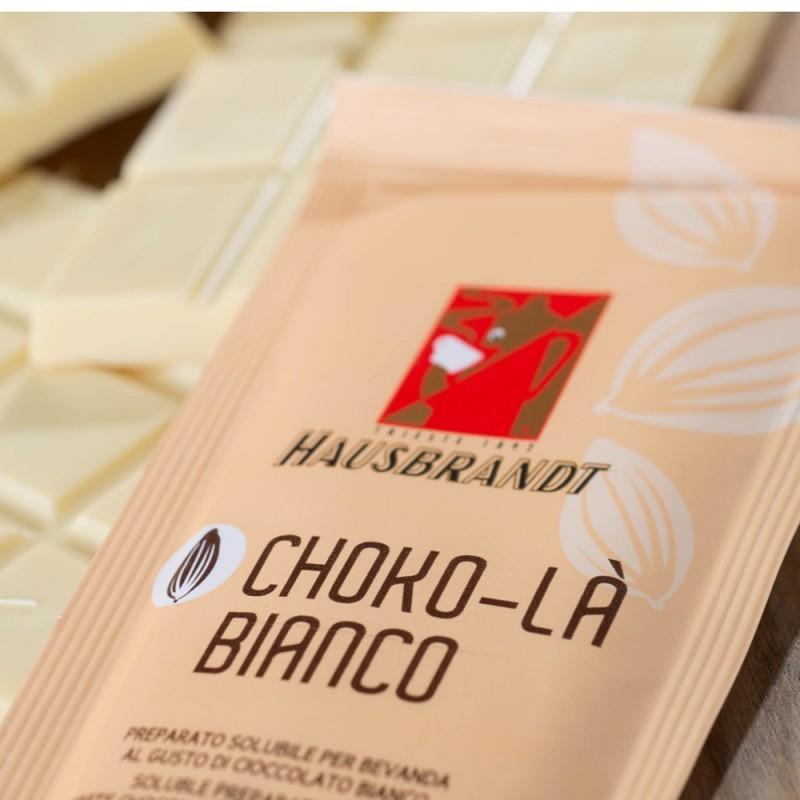 ciocolata alba Hausbrandt plic