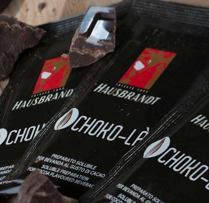 ciocolata neagra Hausbrandt plic