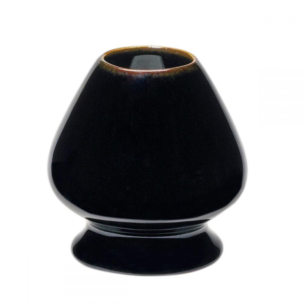 Matcha Whisk Holder black-brown