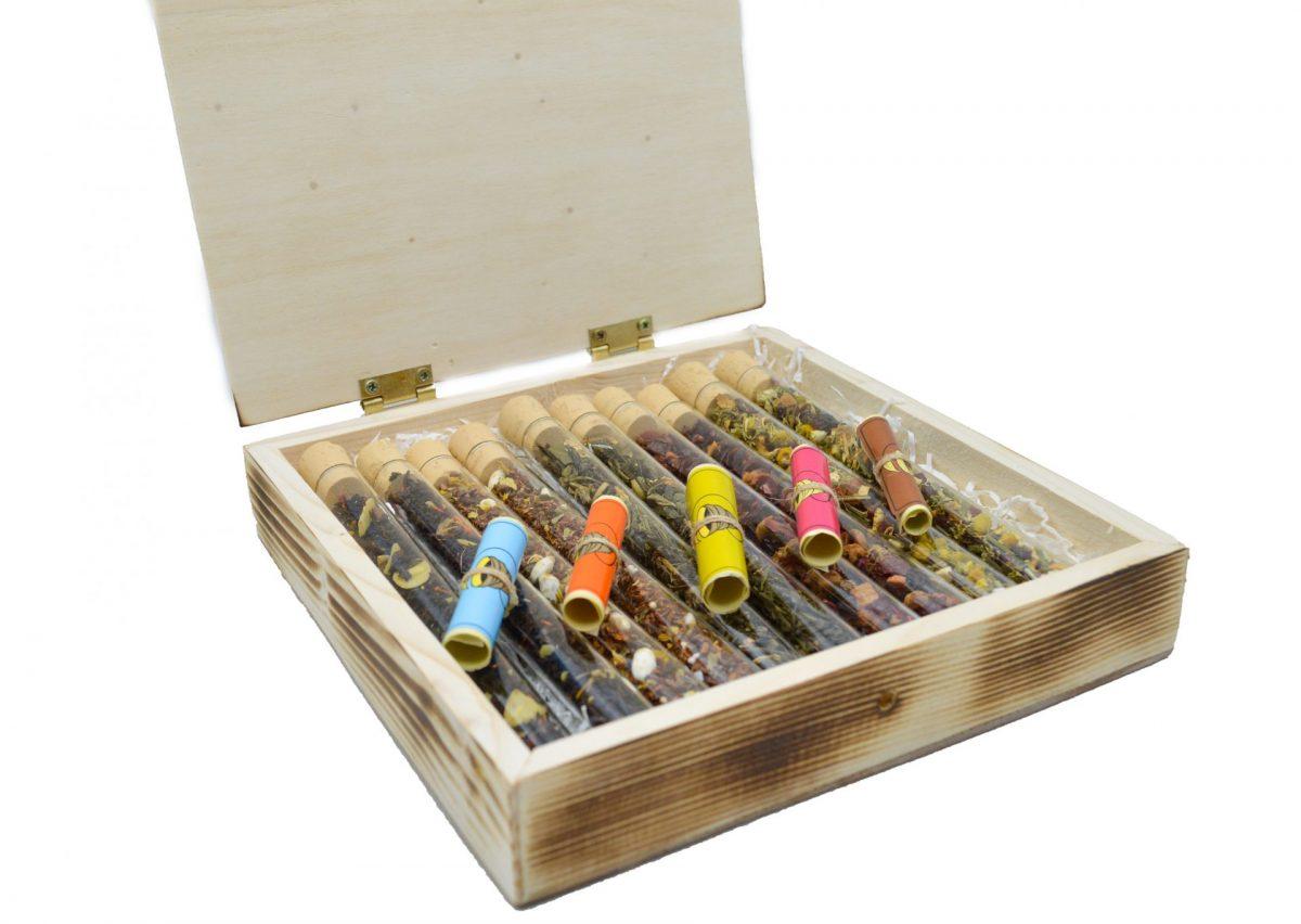 Santa's Tea Box