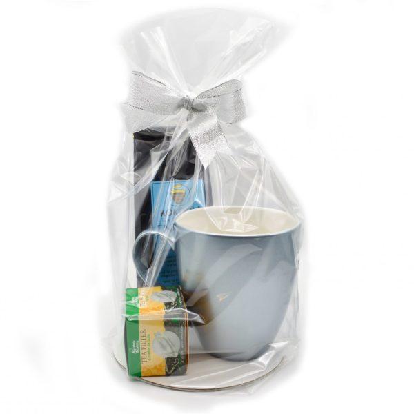 Cadou pentru EL format din cana, ceai si filtru