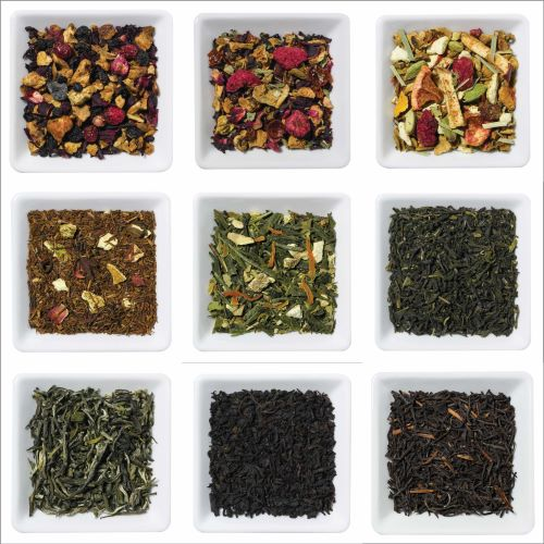 Organic Tea Sample Box
