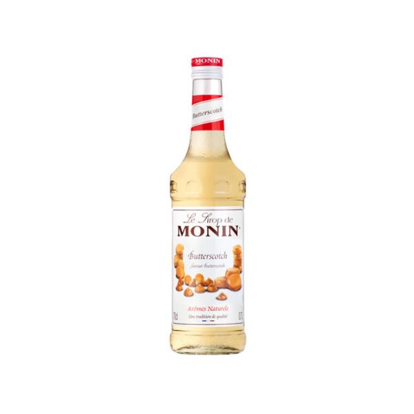 sirop Monin butterscotch