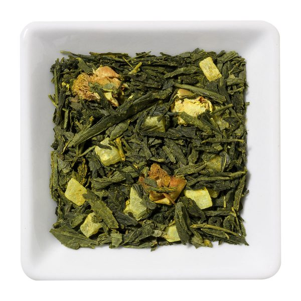 ceai verde sweet curcuma