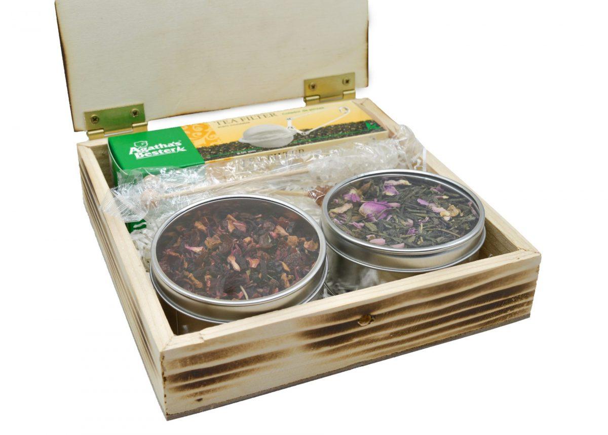 lovely tea box