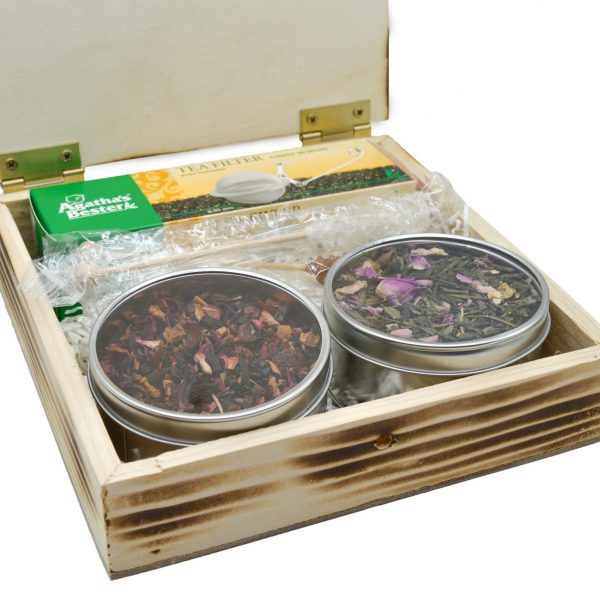 lovely tea box