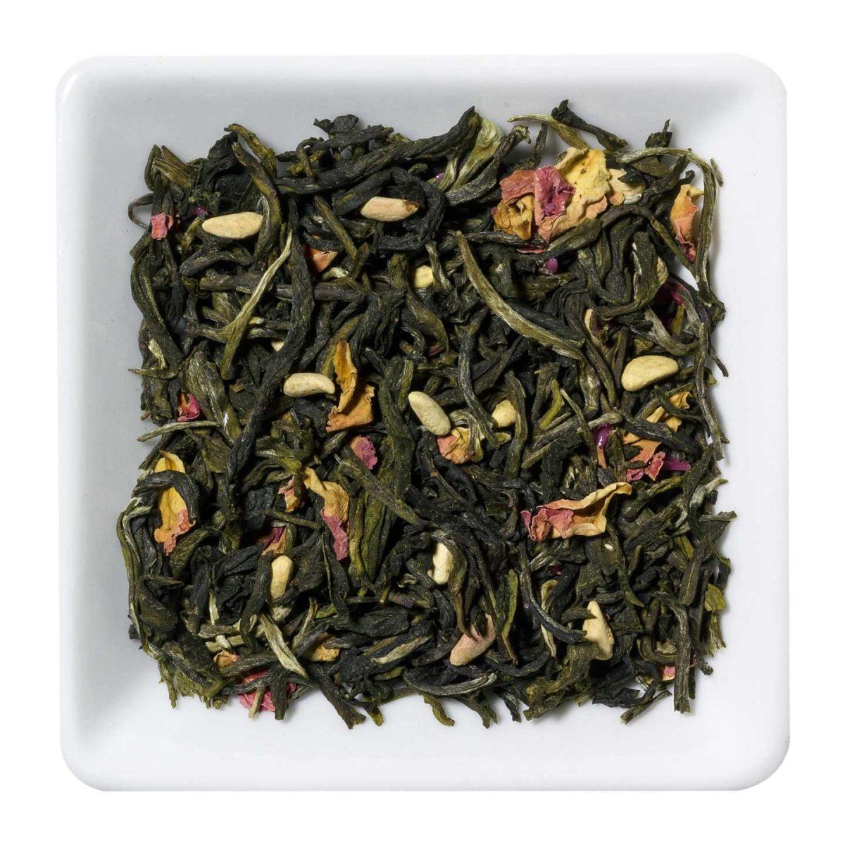ceai alb rodie magnolie